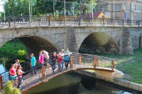Берегово - Міст закоханих