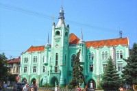 Мукачеве - Міська ратуша