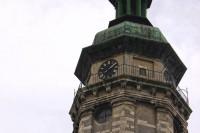 Дзвінниця монастиря бернардинів