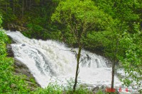 Каскад водоспадів Кам'янка