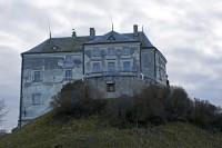 Легендарна Олеська фортеця