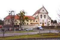 Монастир капуцинів, Олесько