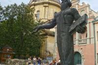 Пам'ятник першодрукареві І.Федорову