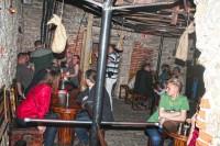 Підземна кав'ярня