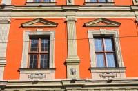 Ренесансні вікна палацу Шольц-Вольфовичів