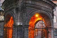 Ротонда над монастирським колодязем Бернардинів