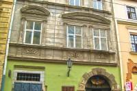 Середньовічна кам'яниця по вул.Руській