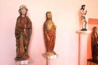 Замкова колекція дерев'яних скульптур, Олесько