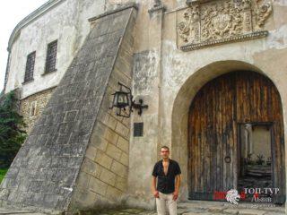 Экскурсия: Замки Львова и «Золотой подковы» Львовщины