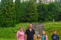 Замковий парк в Олеську