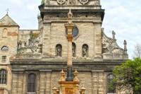 Екскурсія по церквах Львова включає і костел бернардинів