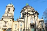 Тур Львів Домініканський собор