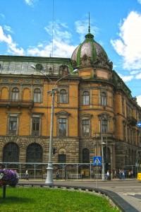Экскурсионное бюро в музее этнографии, Львов