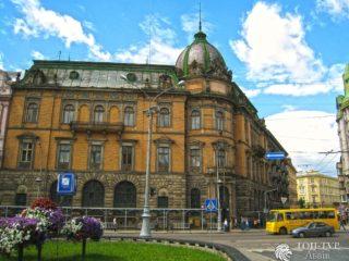 Экскурсия «Австрийский Львов»