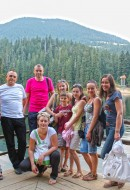 Екскурсії в Карпати на озеро Синевир