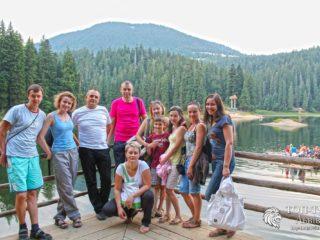 Однодневный тур в Карпаты «Синевир-Шипот»