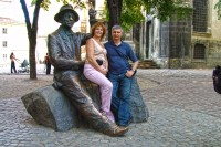 Экскурсия во Львов - туристы