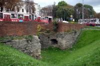 Фотографии Львова - фрагмент крепостной стены