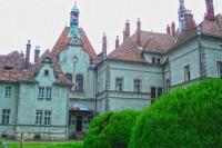 Графський  палац біля с.Чинадієво