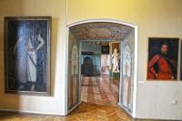 Королівські зали Олеського замку