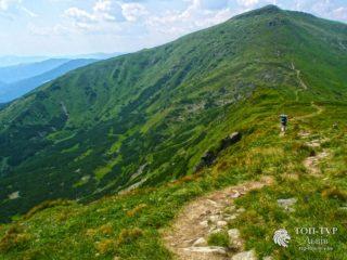 Тур «Карпатская элегия» восхождение на Говерлу
