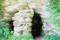 Потаємний вхід біля Свіржського замку