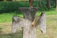 Старовинне кладовище в Олеському заповіднику