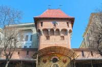 Цікаві місця у Львові - Вежа Крамарів