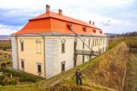 Великий палац Золочівського замку