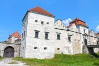 Вежі та мури Свіржської фортеці
