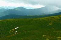 Вигляд з гори Мала Говерла