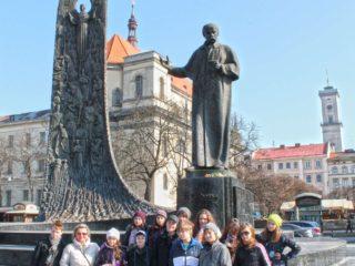 Тур для школьников во Львов+замки на 2 дня