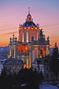 Львів нічний