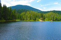 Озеро Синевир Закарпатье
