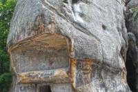 Скалы Довбуша в Бубнище