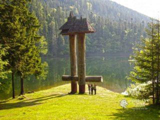 """Экскурсионная поездка-отпуск """"Украинские Карпаты за неделю!"""""""