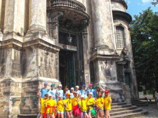 Тур для детей и учеников на 2 дня «Впервые во Львове»