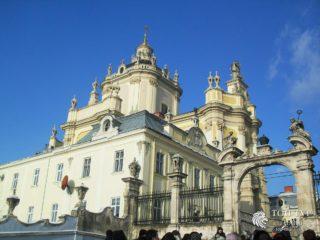 Автобусна оглядова екскурсія по Львову