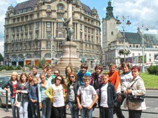 Экскурсия Львов для школьников + замки, на 3 дня