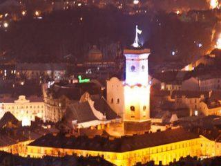 Пригодницька екскурсія у Львові «Високий замок уночі»
