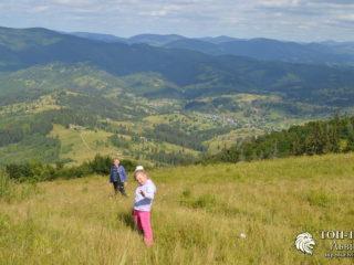 Тур выходного дня в горы Карпаты