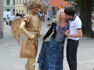 Рассказ гида о «Романтическом Львове с элементами эротических историй»
