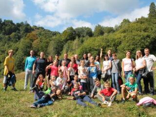 Экскурсия для детей и взрослых во Львовской области «Чаны, сыры и горные вершины»