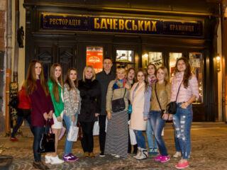 Гастротур по ресторанам Львова