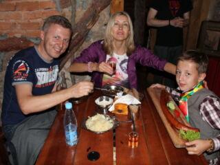 День народження у Львові для дорослих